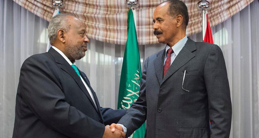 Eritrea, Djibouti Leaders Hold Historic Meeting in Jeddah