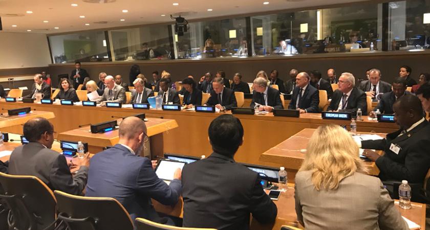Eritrea supports renewed commitment to Somalia