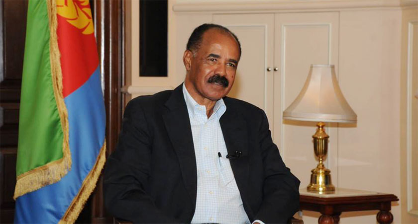 President Isaias Afwerki's 2020 New Year Message