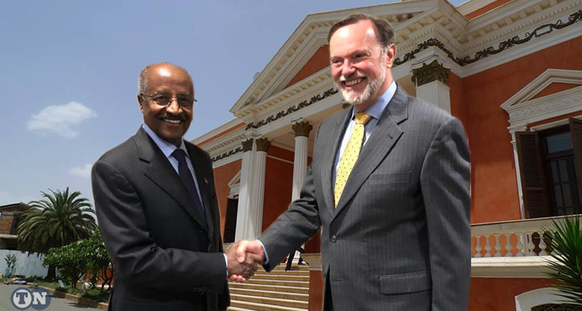US Aiming for Warmer Ties with Eritrea: Envoy