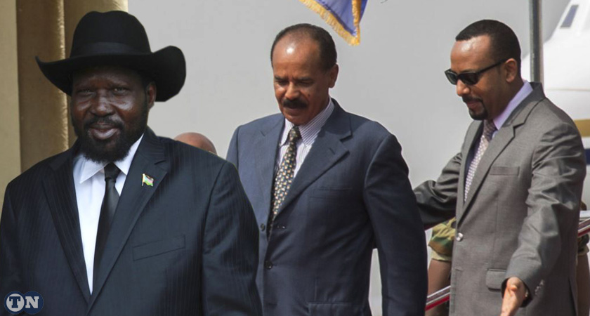 Eritrea, Ethiopia Leaders to Visit South Sudan