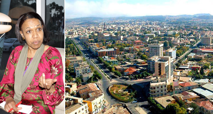 (Interview) // 'Asmara is a City With a Soul'