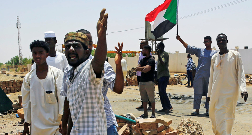 Sudan's African Union Membership Suspended