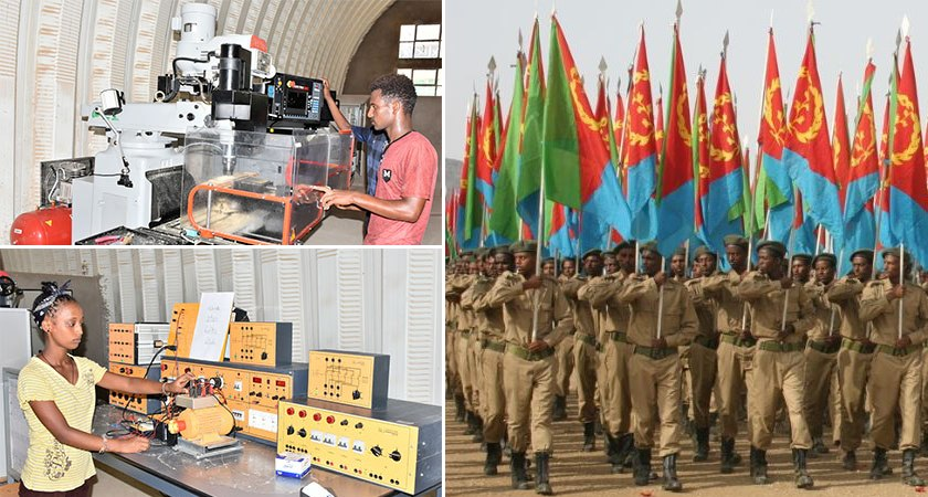 Sawa: Center for Nurturing Versatile Eritrean Youth