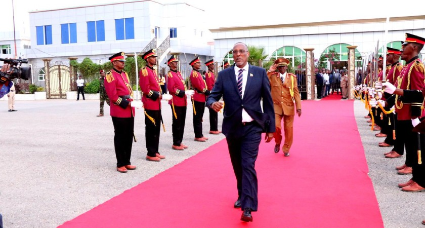 Somalia Cuts Diplomatic Ties with Guinea Over Somaliland