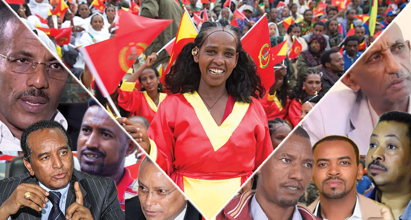 To some nationalists, campaigning for an independent Republic of Tigray appears heroic.