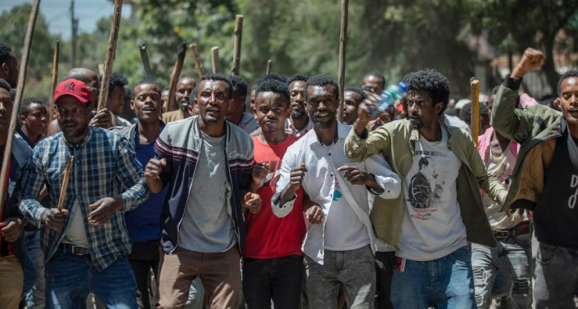 Jawar vs PM Abiy protests in Oromia region claimed lives
