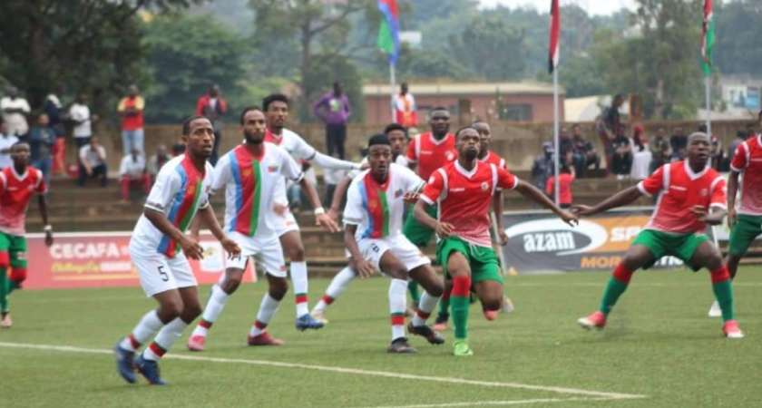 Eritrea Beats Burundi 1-0 in CECAFA Tournament
