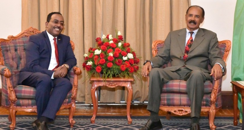 Ethiopian Ambassador to Eritrea Promoted to a State Minister