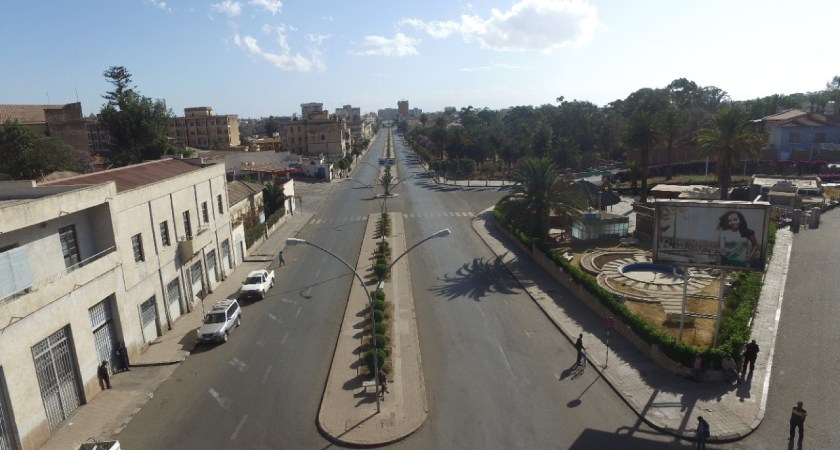 Leveraging on Social Capital to Flatten COVID-19 Curve in Eritrea