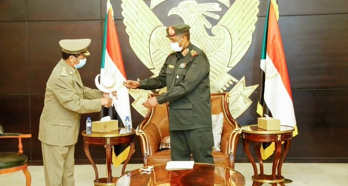Eritrea, Sudan Army Chiefs Met in Khartoum (Update)