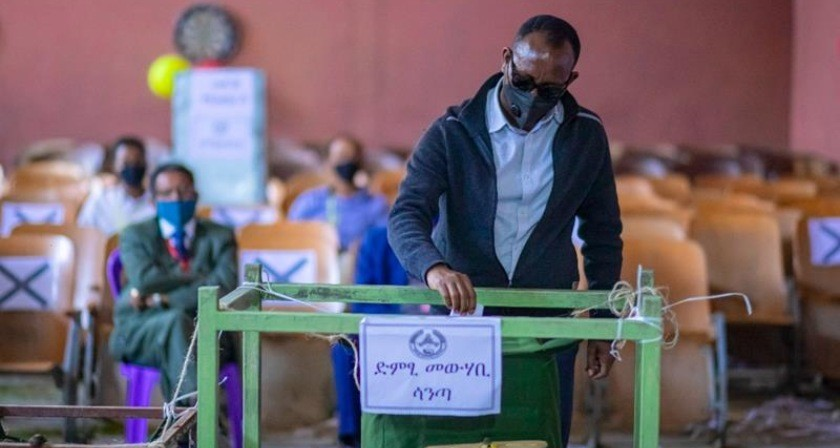TPLF Wins All Seat in Ethiopia's Illegal Election