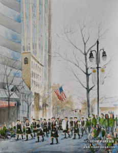 charlotte-watercolor-painting-parade-st.-patrick-day