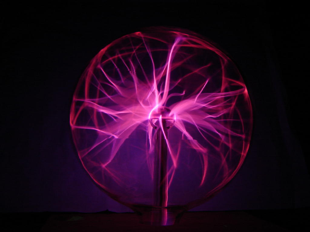 Teslaboys Plasma Globe Projects