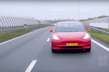 Tesla 3 AutoWeek