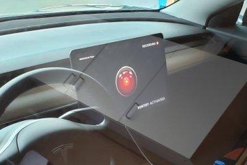 Tesla Sentry mode HAL