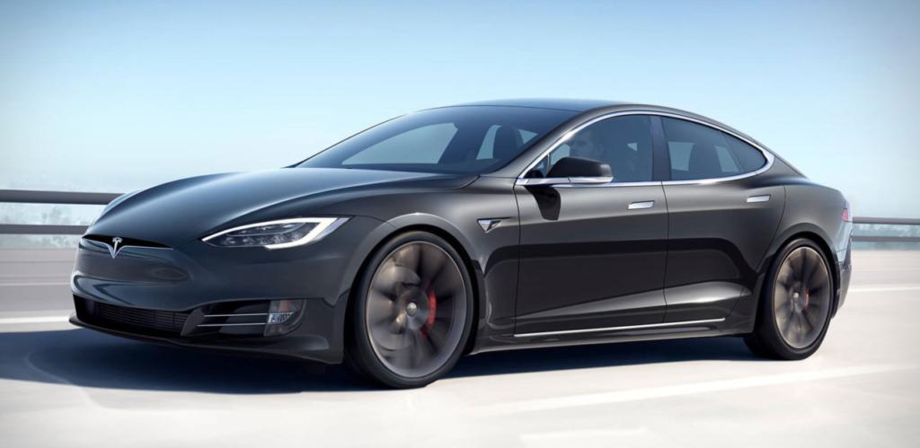 Model S 2020