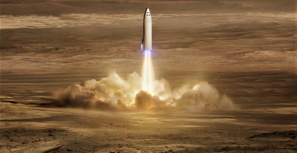 SpaceX President Gwynne Shotwell expects BFR spaceship hop ...