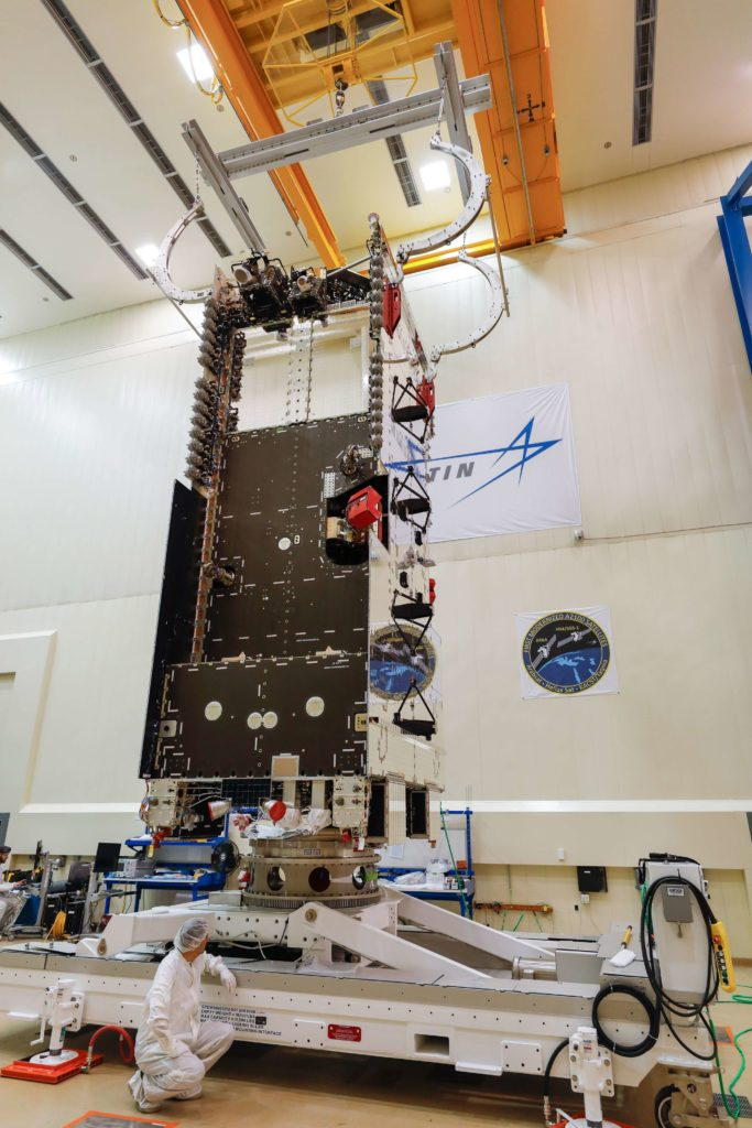 Arabsat 6A Lockheed Martin TESLARATI