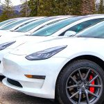 Tesla S White Paint To Become Standard Color Black Will Cost 1 000 Extra