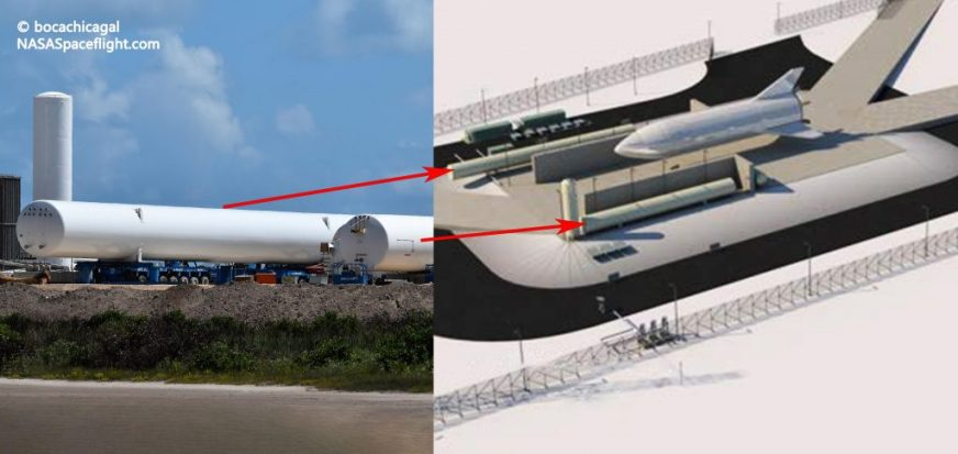 SpaceX begins launch pad upgrades for Starship flight ...