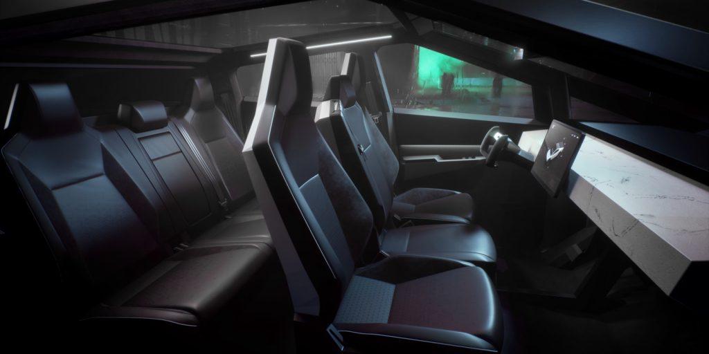 Will tesla begin offering a vegan model 3, s and x? Auto expert dubs Tesla Cybertruck as Elon Musk's boldest