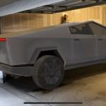 Will Tesla Cybertruck Fit Inside A Home Garage