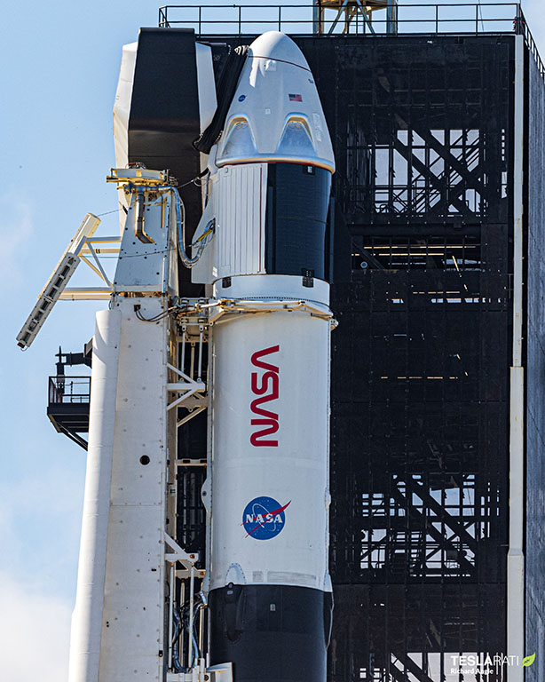 SpaceX Crew-1 launch set for Sunday, ULA successfully ...