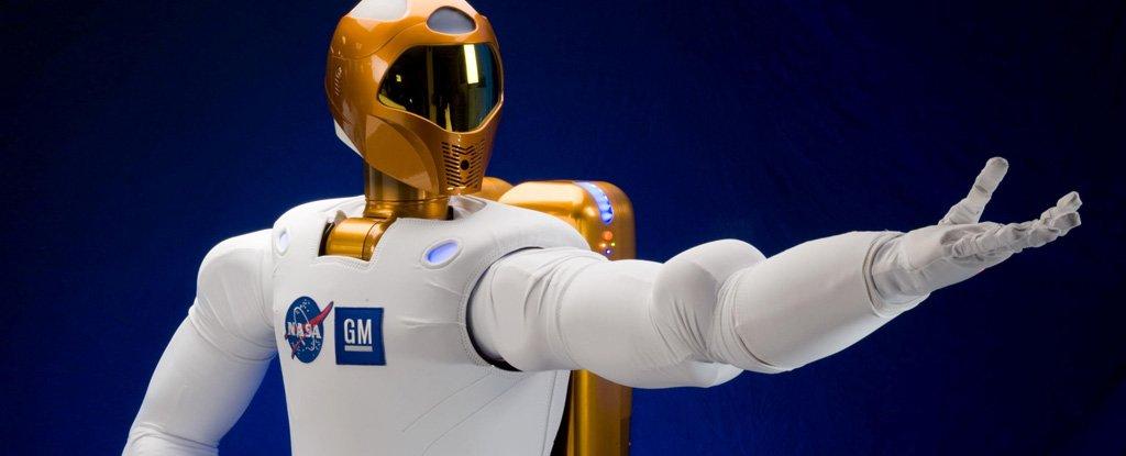 Robotic Astronaut