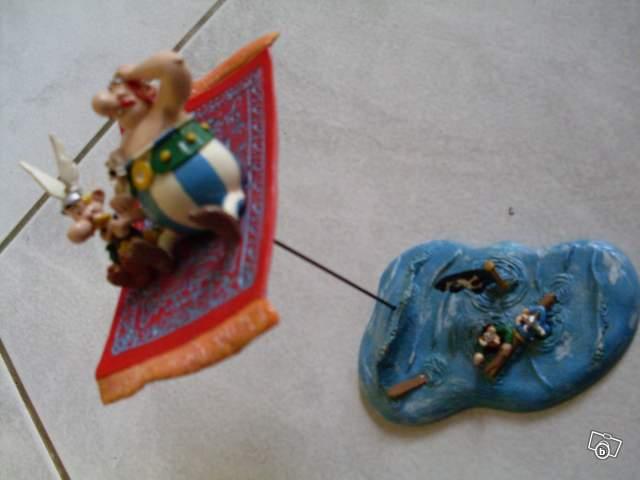 asterix et obelix sur tapis volant pixi collection