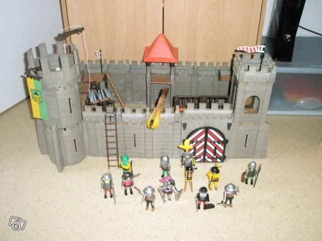 Chateau Fort Playmobil Collection