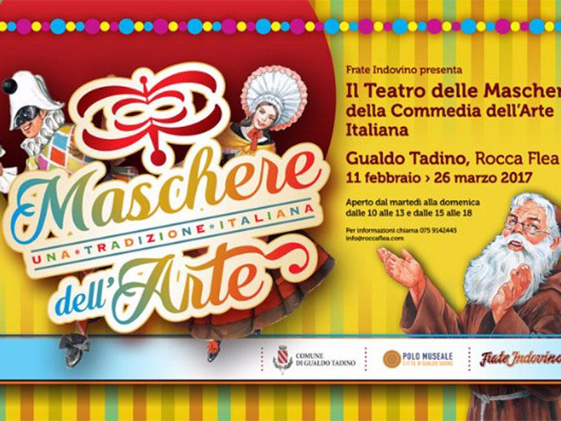 Frate Indovino presenta Il teatro delle Maschere