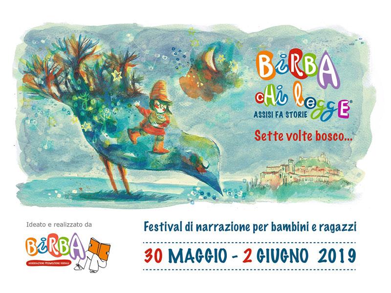 """Birba chi legge – Assisi fa storie"""