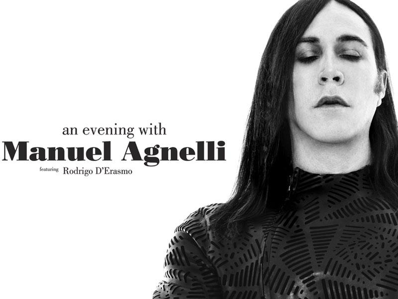 Parte da Assisi, in anteprima nazionale, il nuovo tour di Manuel Agnelli