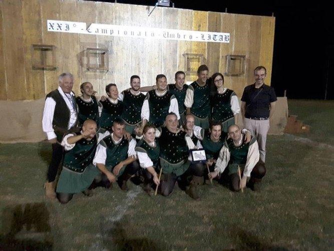Campionato Italiano di Balestra da banco-copertina