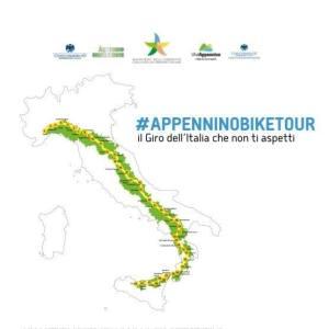 Appennino Bike Tour-locandina