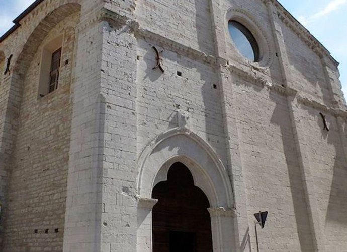 Chiesa di Santa Maria Nuova-copertina