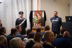 La Madonna col Bambino di Pinturicchio torna a Perugia