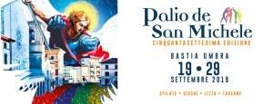 Palio de San Michele-banner