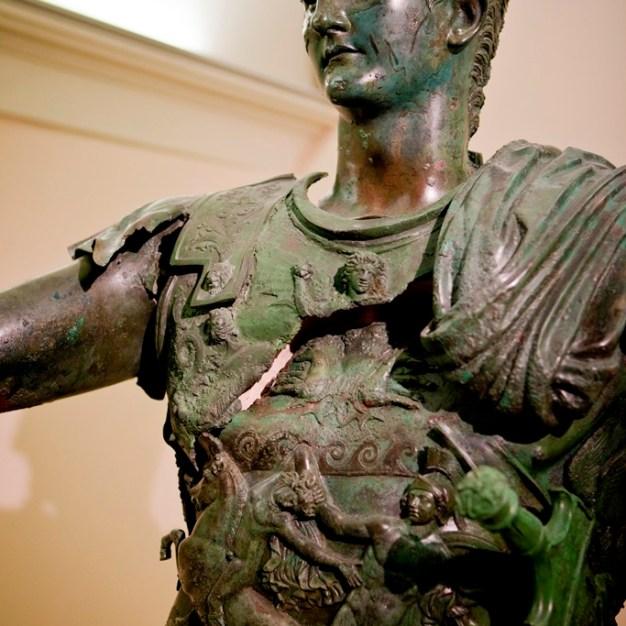 Amelia Germanico statua-2