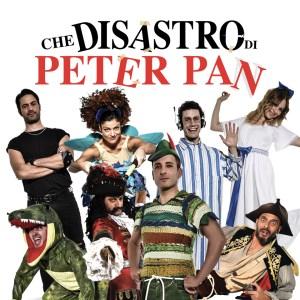 Che disastro di Peter Pan-in
