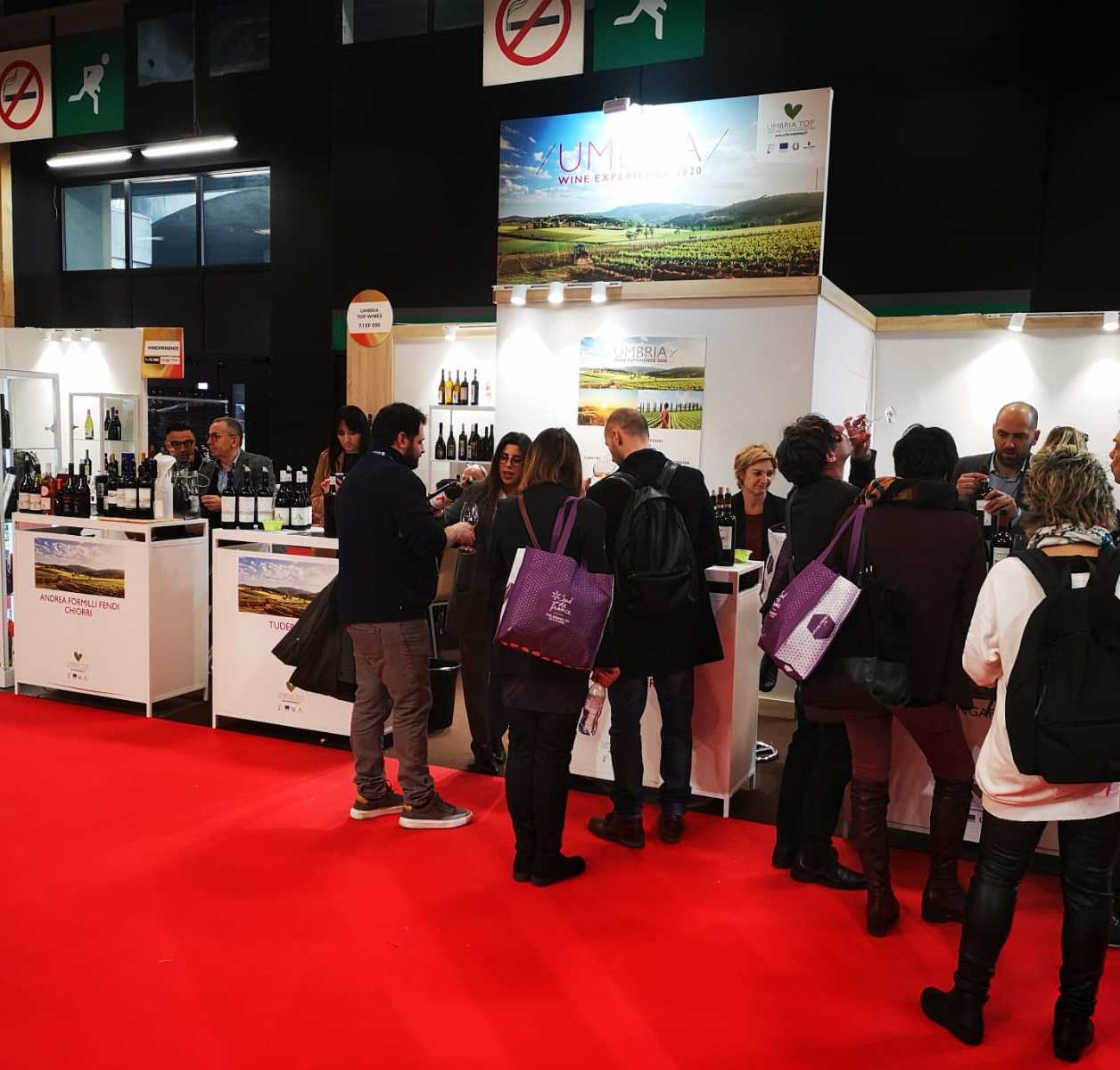 Umbria top Wine Paris-2