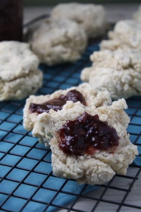 Gluten Free Biscuits w/ Vegan Options