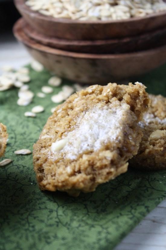 Oatmeal Muffins - Gluten Free & Vegan