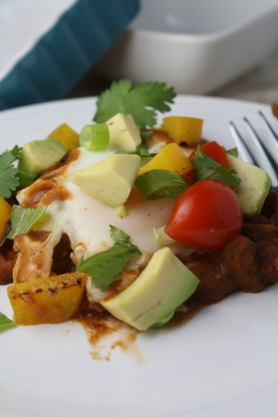 Mexican Eggs - Gluten & Dairy Free