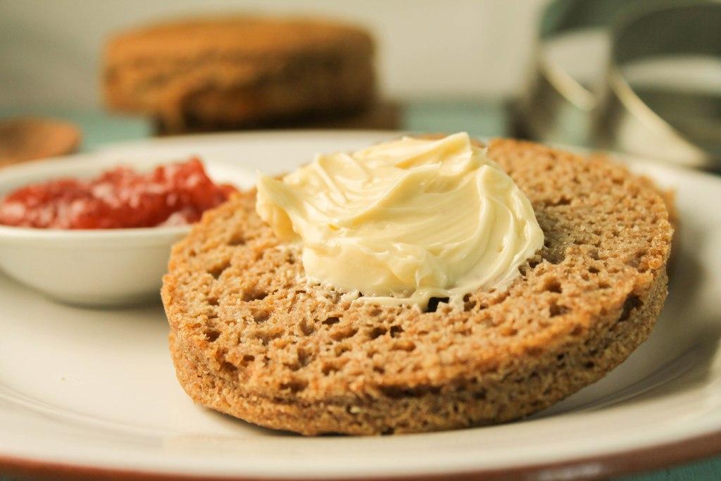 Soft Gluten Free Teff Bread - Gluten Free   Vegan