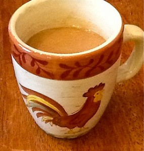 A Healthier Cup of Coffee