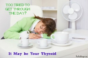 Using Real Food to Heal Your Thyroid