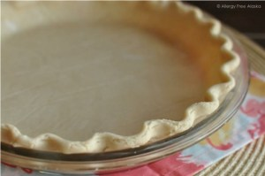 Perfect Gluten Free & Vegan Pie Crust