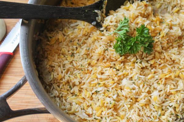 Homemade Gluten Free Rice-a-Roni-8852